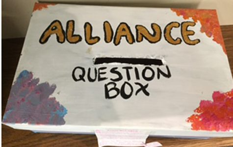 Alliance Club Provides Safe Space