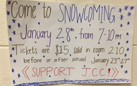 Snowcoming – Winter Formal Event