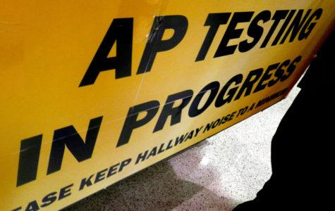 Register for AP Testing