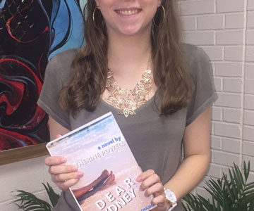 CMW Senior Publishes Novel in Stores 3/01/17