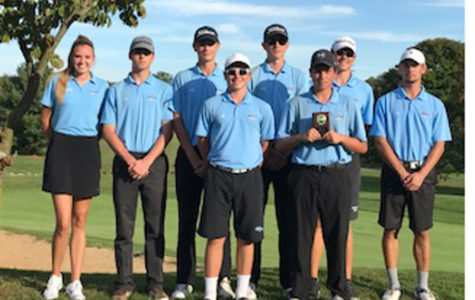 Golf Team is Going to State Tournament