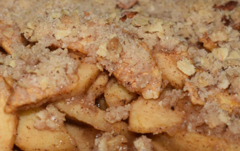 Fall Apple Crisp Recipe