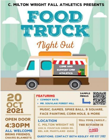 CMW Athletics Food Truck Night